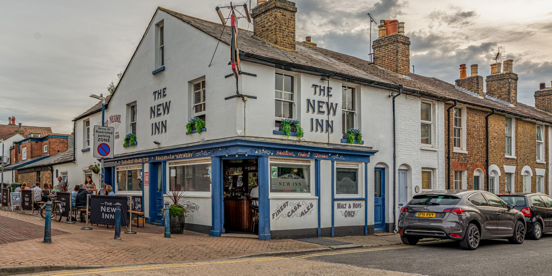 New Inn, Whitstable